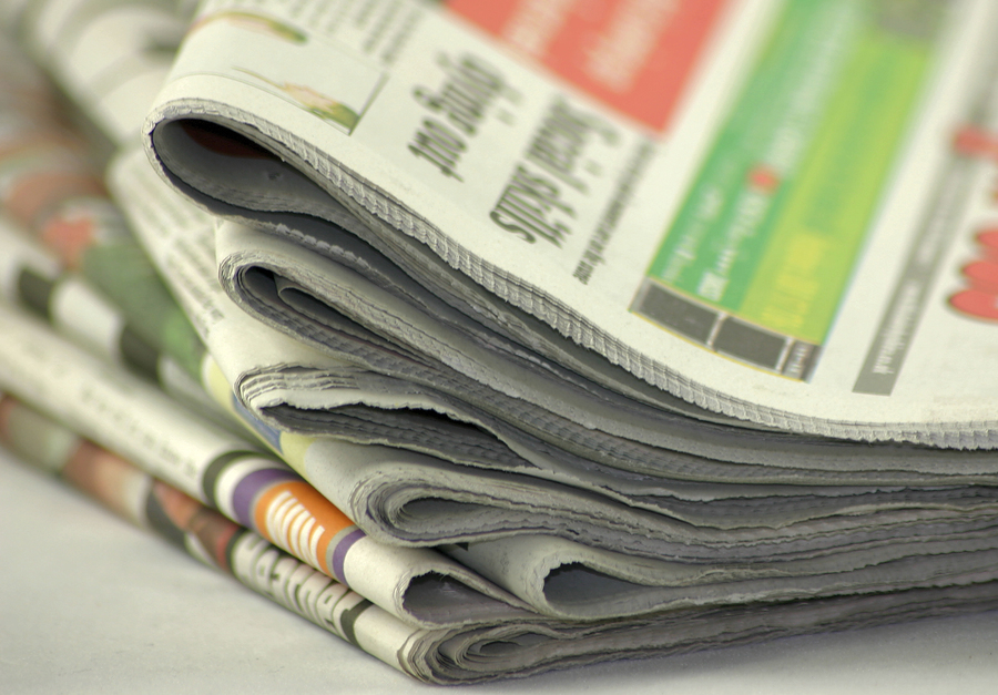 bigstockphoto Newspapers 942972